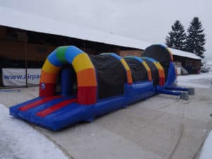 Multi-colored Obstacle Course