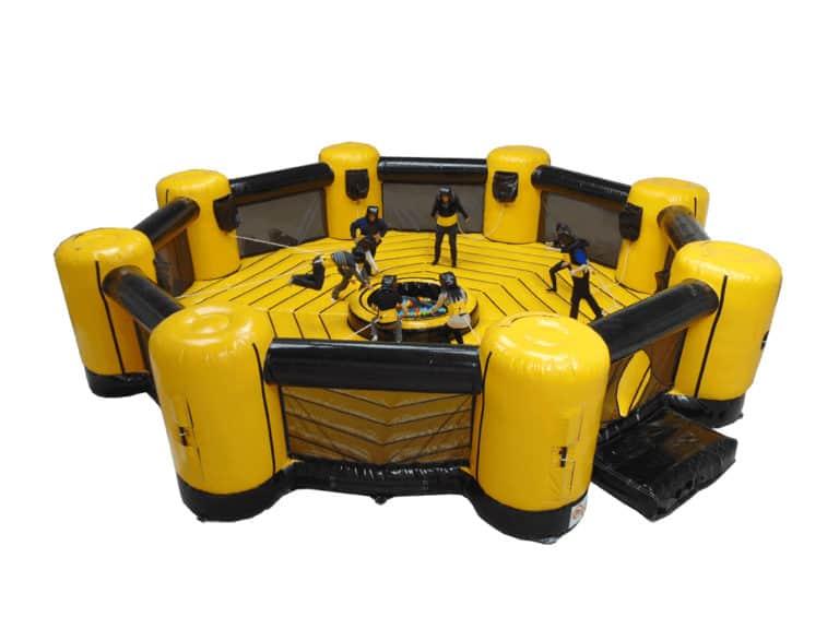 J4L Bouncy Castle Hire Dash n Grab