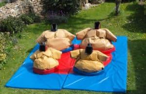 Kids Sumo Suits