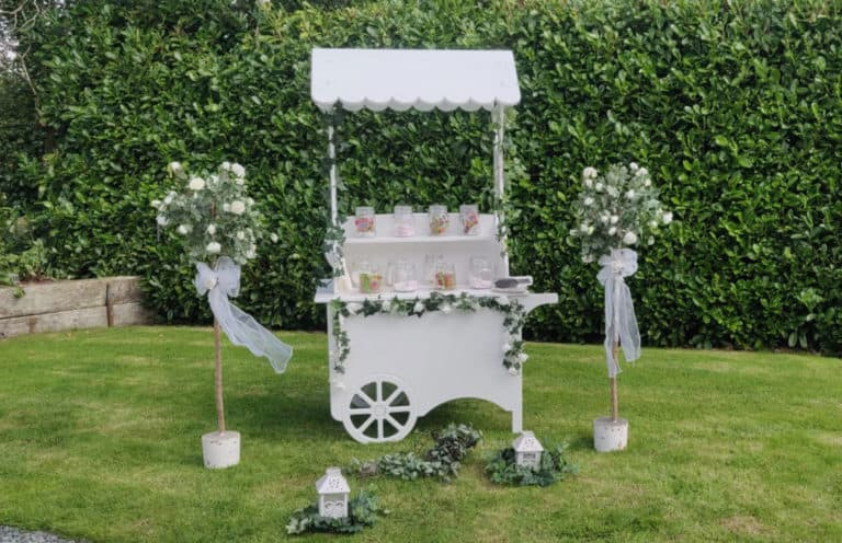 candy cart for hire just 4 leisure