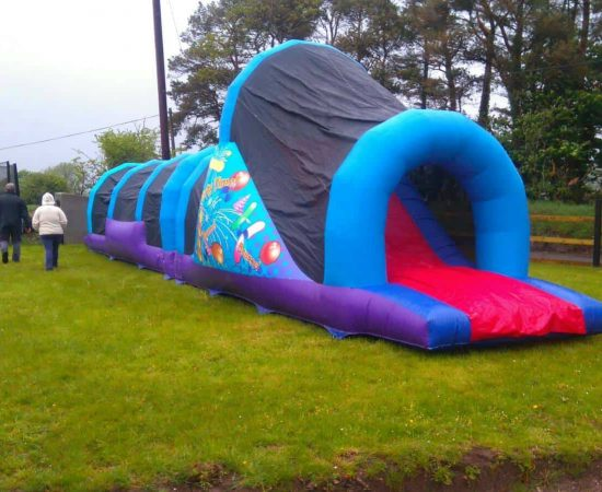 Photo of Party Fun Run Obstacle Course rented in cork